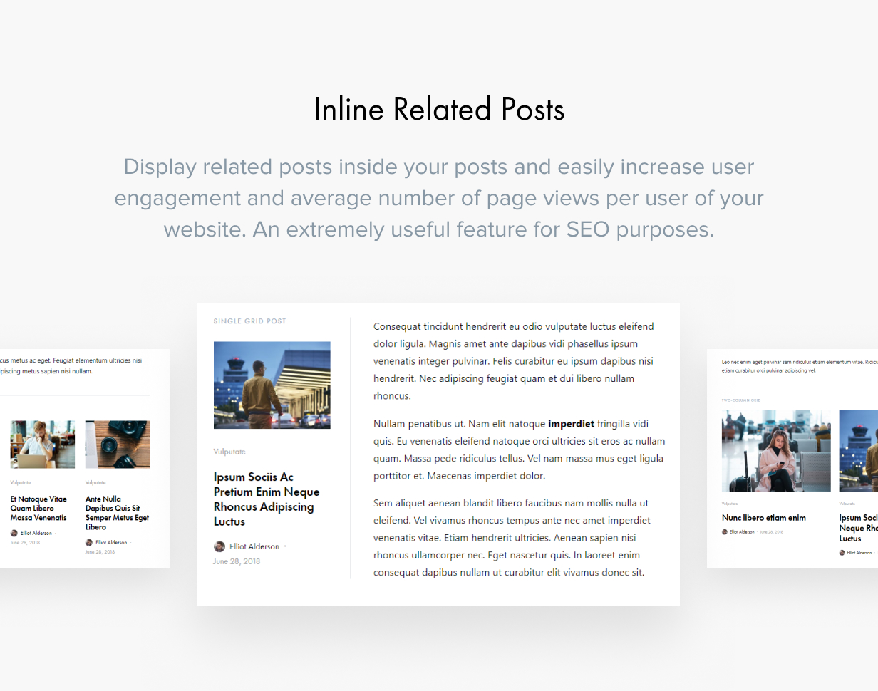 Expertly - WordPress Blog & Magazine Theme for Professionals - 10