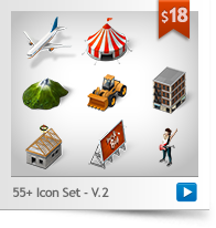 SmartIcon - 3D Icon Generator - Panel and Actions - 10
