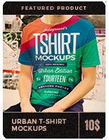 Women T-Shirt Mockups - 3