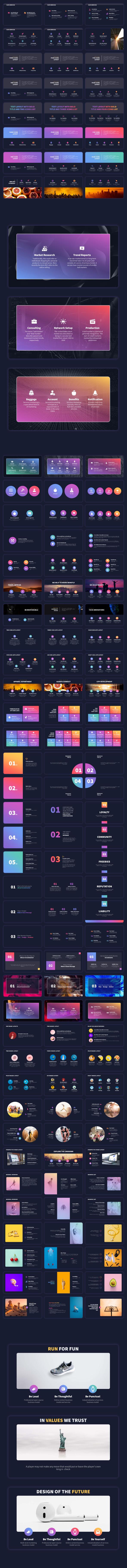 VIVID 2021 - Professional PowerPoint Presentation Template - 18