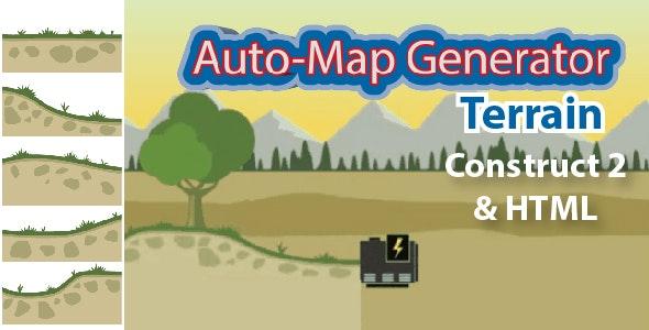 Auto Map generator ( terrain ) construct 2 by azeemdreamsdesigner ...