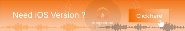DeepSound Android- Mobile Sound & Music Sharing Platform Mobile Android Application - 3
