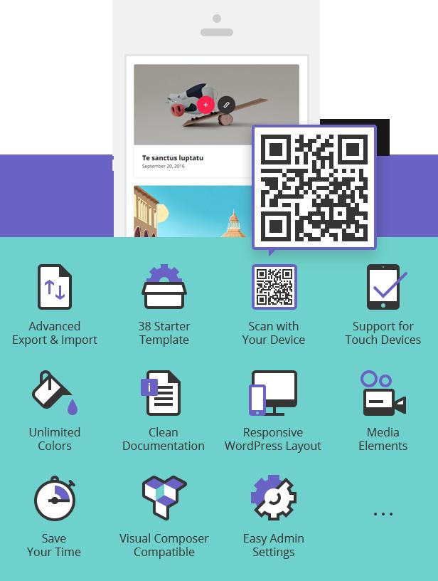 Go Portfolio - WordPress Responsive Portfolio - 6