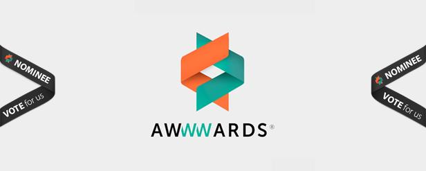 Awwward Nominee