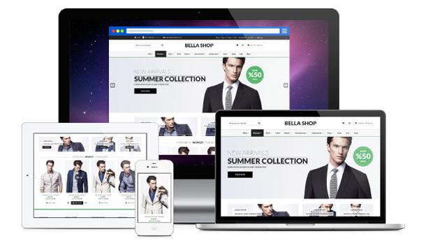 Bella - eCommerce Shop WordPress Theme - 12