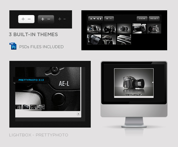 Zoomer jQuery Products Showcase - with Lightbox - 2
