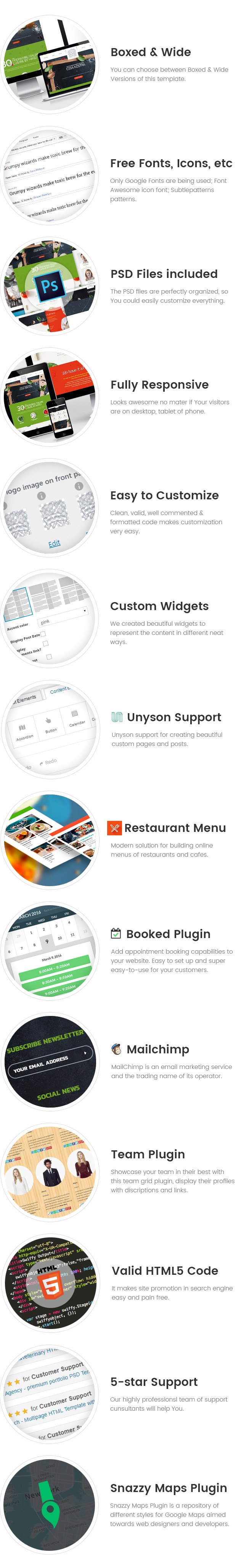 MarcoPolo - Restaurant and Food WordPress Theme