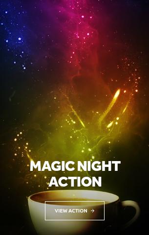 Mystic Wind Photoshop Action - 10