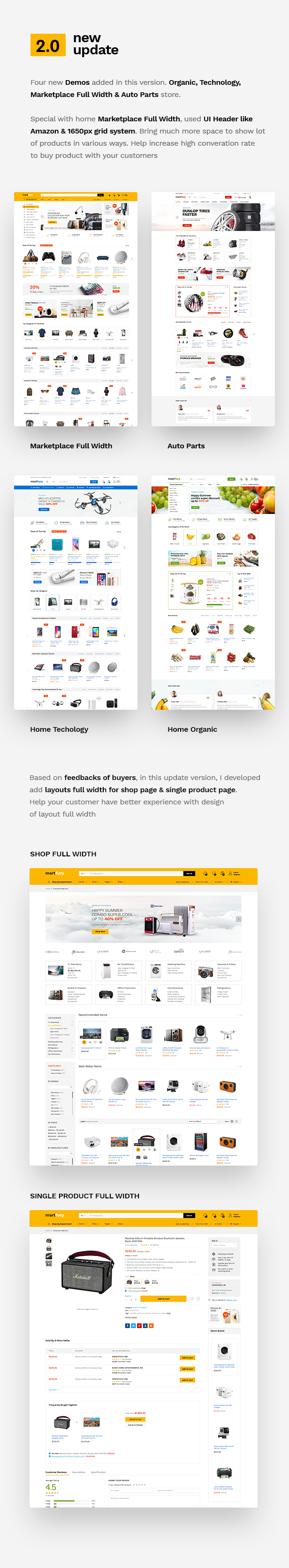 MartFury | Multi-Vendor & Marketplace eCommerce PSD Template - 11