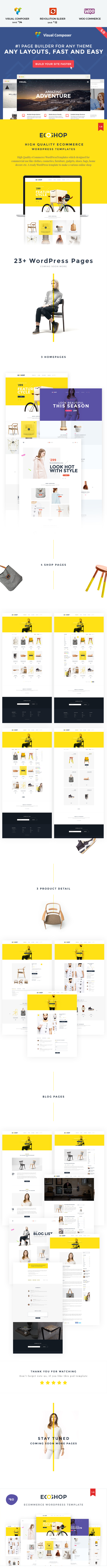 ECOSHOP - Multipurpose eCommerce WordPress Theme