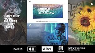 Minimal Promo Slideshows Pack - 2