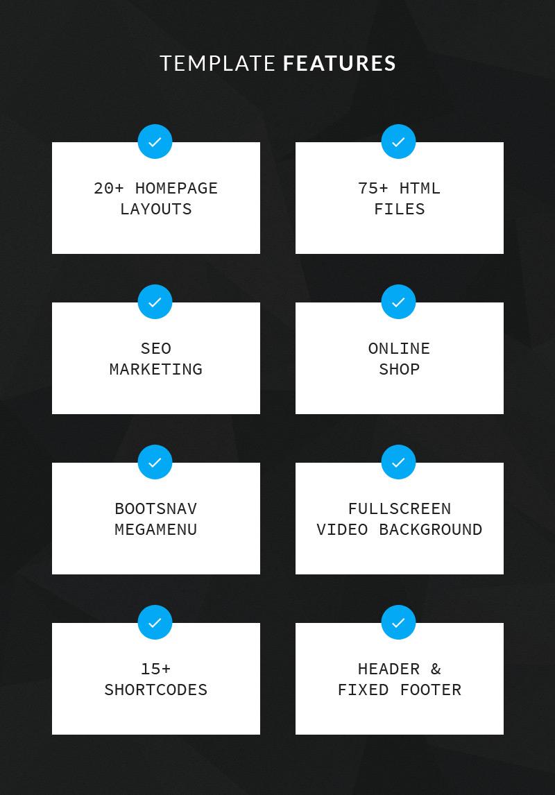 Arcon - Creative Multi-Purpose HTML Template - 2