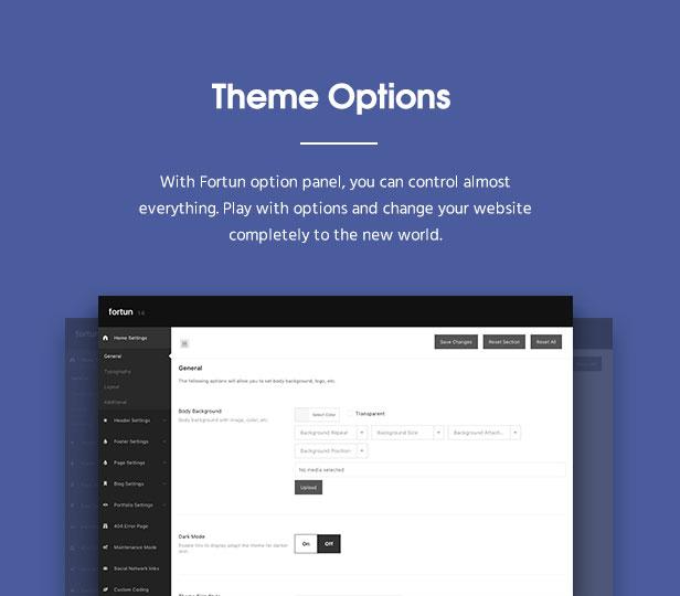 Fortun | Multi-Concept WordPress Theme - 5