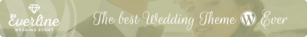 Everline - Wedding Joomla Template - 1