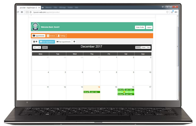 Woocommerce Appointment Booking & Scheduling Wordpress Plugin - AppSpinner V 3.3 - 7