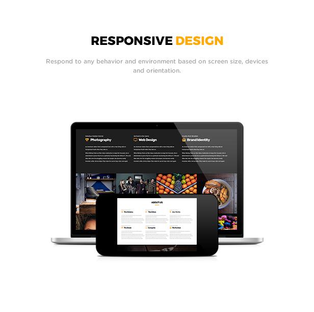 Geuz - Responsive One Page Portfolio Template - 3