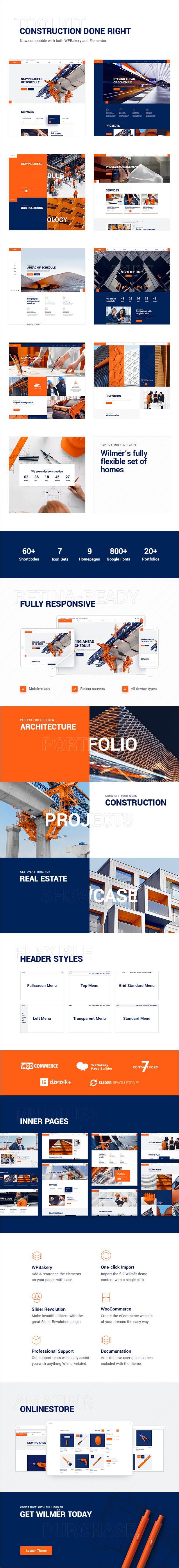 Wilmër - Construction Theme - 2