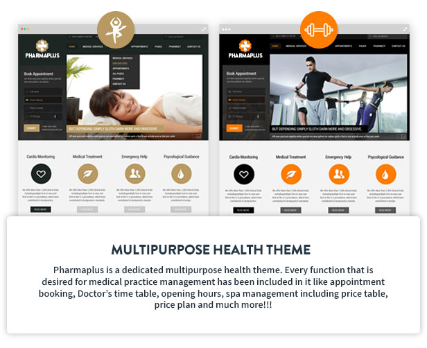 health-management-business-theme