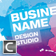 Design Studio Business Card - 2