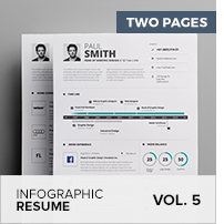 Clean Resume Vol. 5 - 10