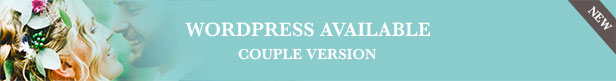 Wedding Couple - Love Page For Wedding Cerimony - 1