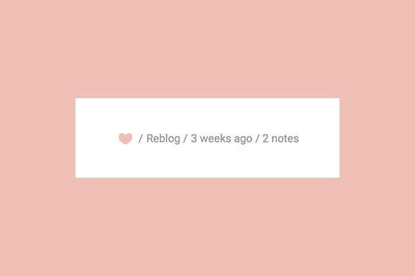 Calm Premium Tumblr Theme - 4