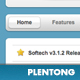 Softech - Hosting and Software Template