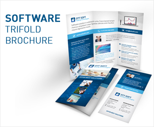 IT – Software Trifold Brochure - 3
