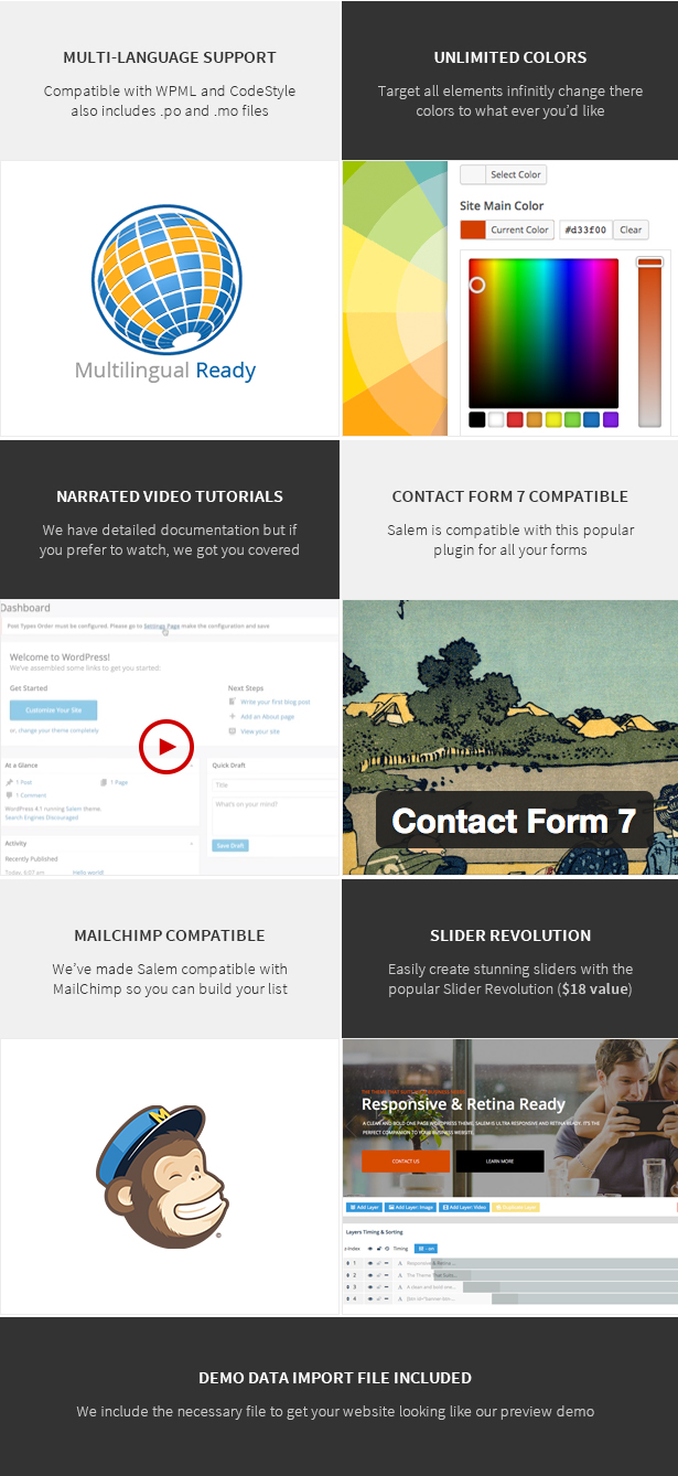 Salem - Clean and Bold One Page Wordpress Theme - 11