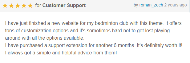 Tennis Club   Sports & Events WordPress Theme - 4