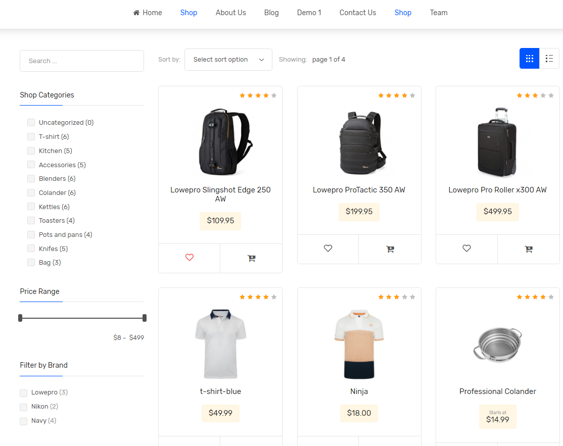 Laraship E-Commerce : Amazing Laravel Shopping Platform with Awesome eCommerce Features - 2