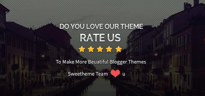 BMAG - Magazine Responsive Blogger Template - 11