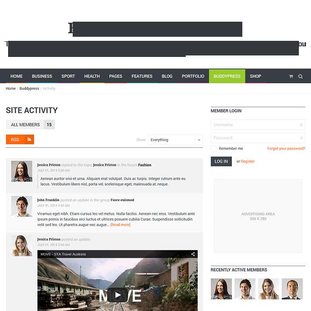 Revija - Premium Blog/Magazine HTML Template - 10