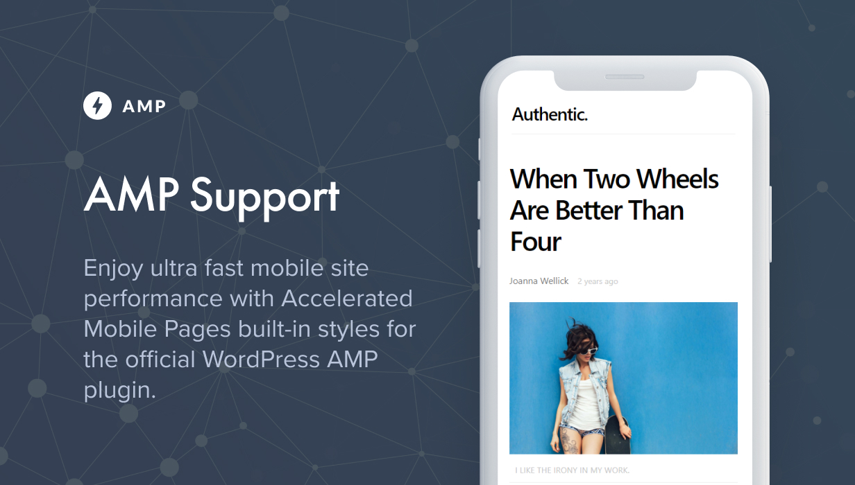 AMP Support