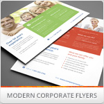 Multipurpose Corporate Flyers / Magazine Ads