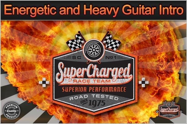 Energetic And Heavy Guitar Opener - 2
