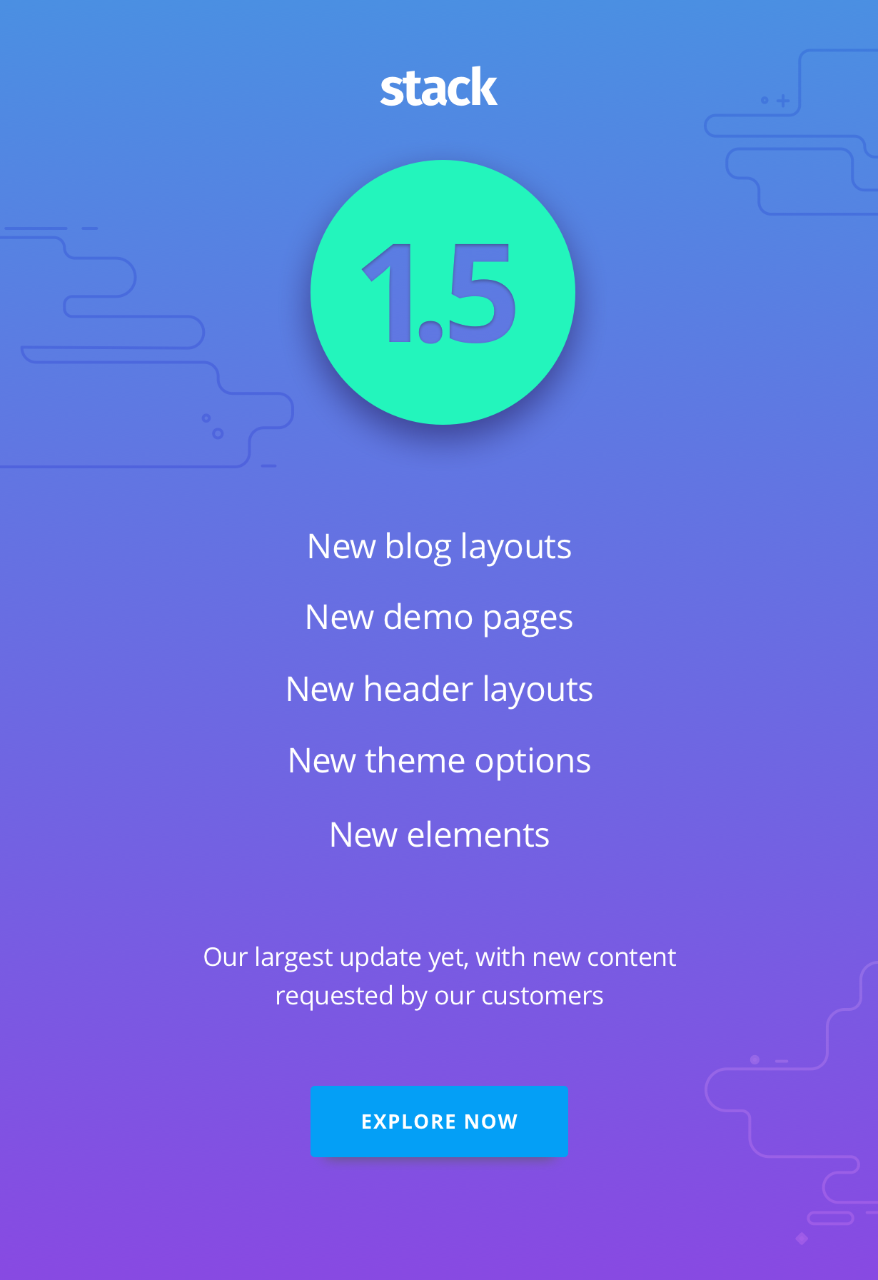 Stack Multi Purpose Wordpress Theme With Variant Page Builder