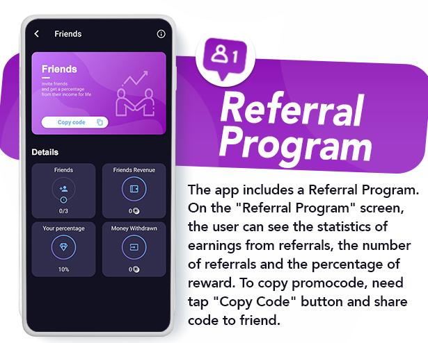 Premium Rewards App - CPI Offers System & Rewards App & HTML5 Mini Games + PHP Laravel Admin Panel - 15