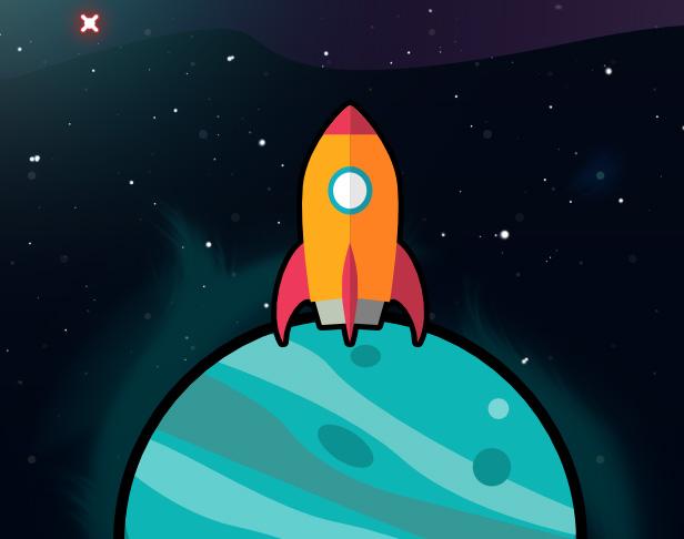 Broken Rocket - Leaders + IAP + Admob + Share - 10