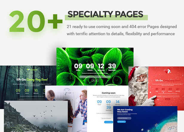 Webster - Responsive Multi-purpose HTML5 Template - 21