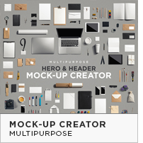 Multipurpose Mock-Up Creator