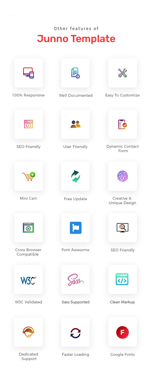 Junno – Multipurpose eCommerce HTML Template - 3