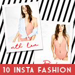 Instagram Fashion Banner Bundle - 21