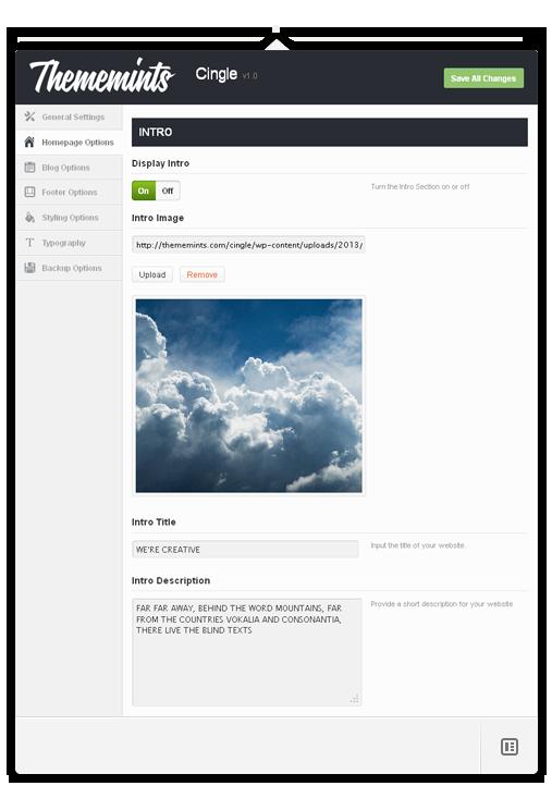 Cingle | Responsive One Page WordPress Theme - 12