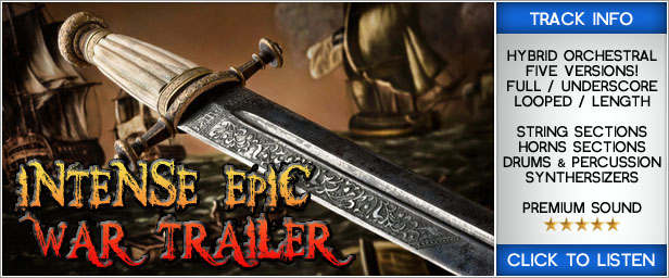 Intense Epic War Trailer