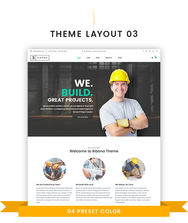 VG Ribona - WordPress Theme for Construction, Building Business - 25