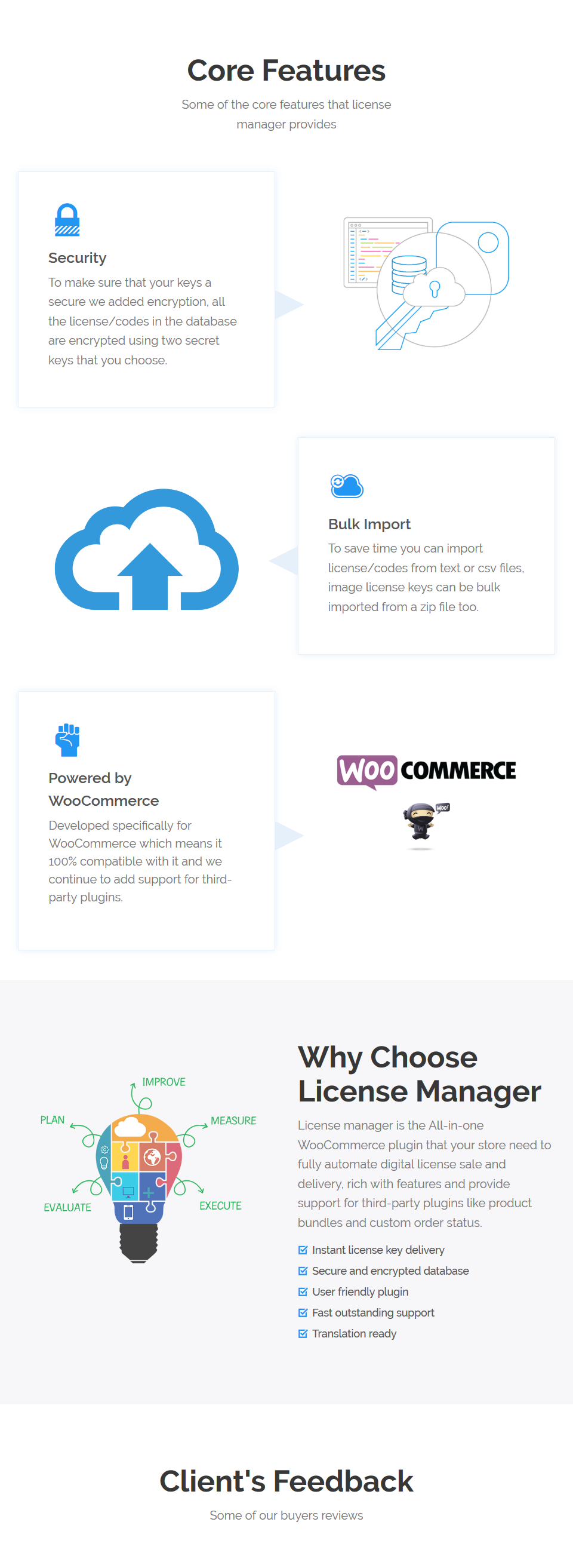 WooCommerce License Manager | BlackSpigotMC