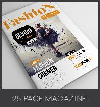 25 Pages Interior Magazine Vol4 - 21