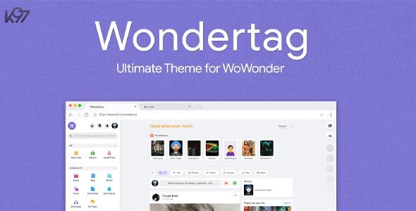 Real-Time Messenger (websocket) & Music Plugins for WoWonder Social Network (Free audio/video calls) - 3