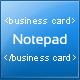 Mosaic Business Card + BONUS! - 2